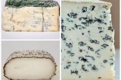 сыр с плесенью Рокфор