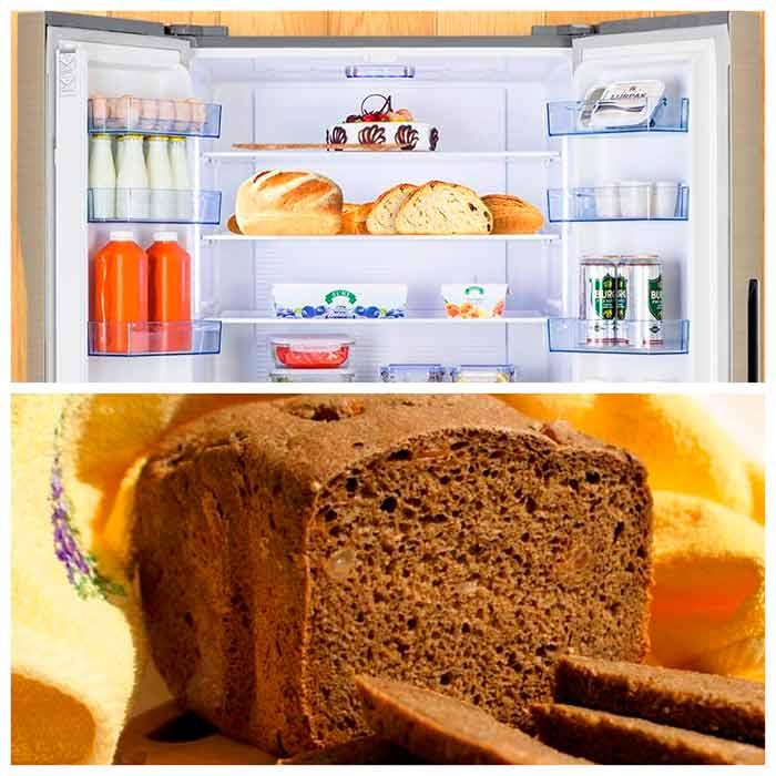 Как хранить хлеб