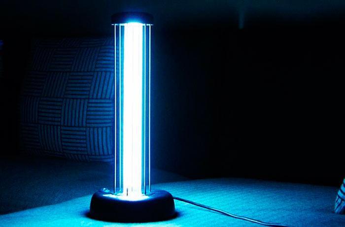 Лампа от плесени