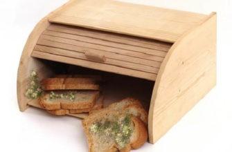 Хлебница в плесени