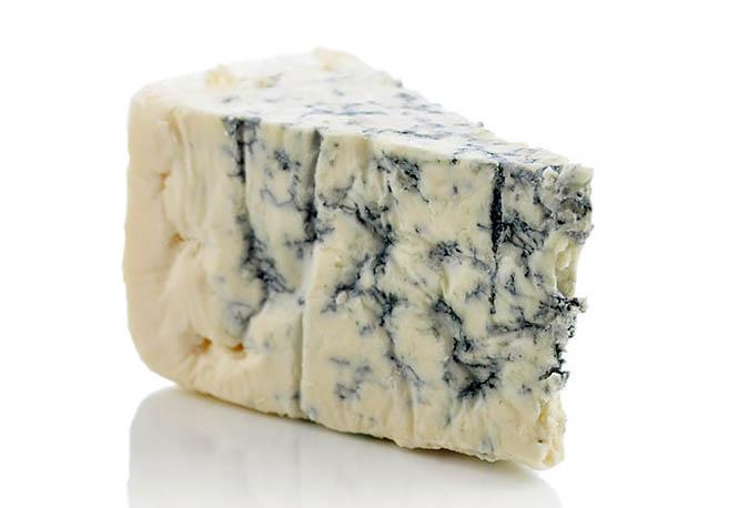 синяя плесень на сыре