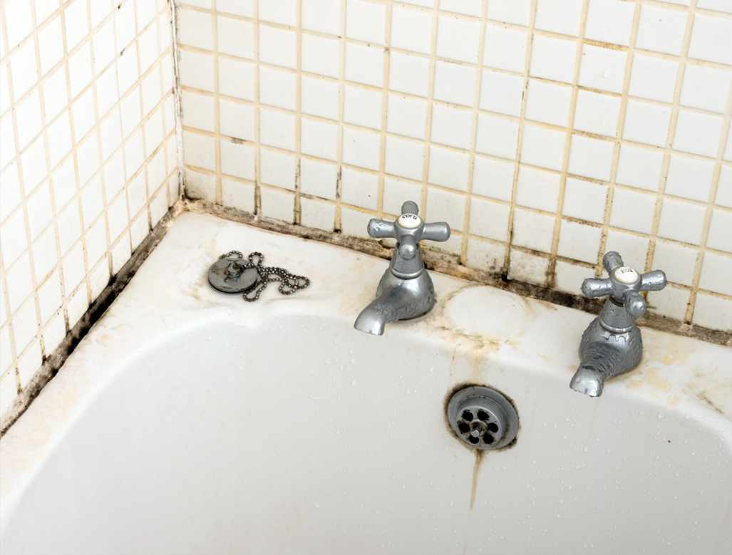 плесень в ванной домашними средствами