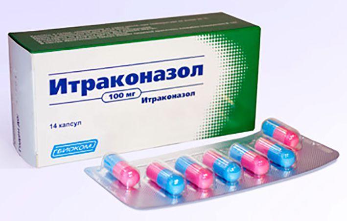 Средства для лечения грибковых заболеваний 38