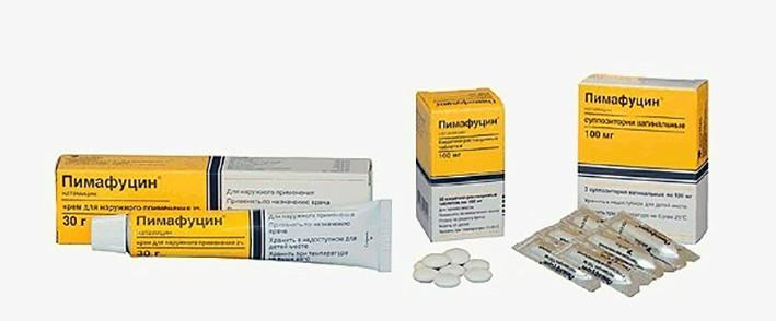 Средства для лечения грибковых заболеваний 32