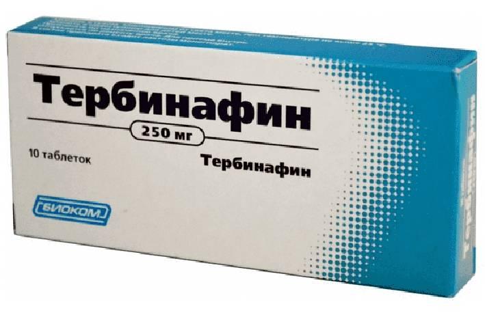 Средства для лечения грибковых заболеваний 35