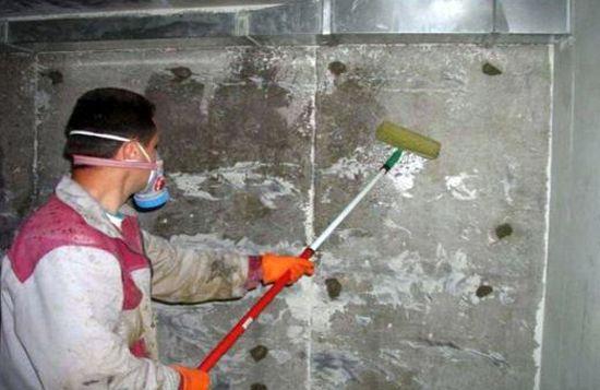 Антисептическая грунтовка для стен